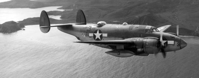 Lockheed ventura pv 2
