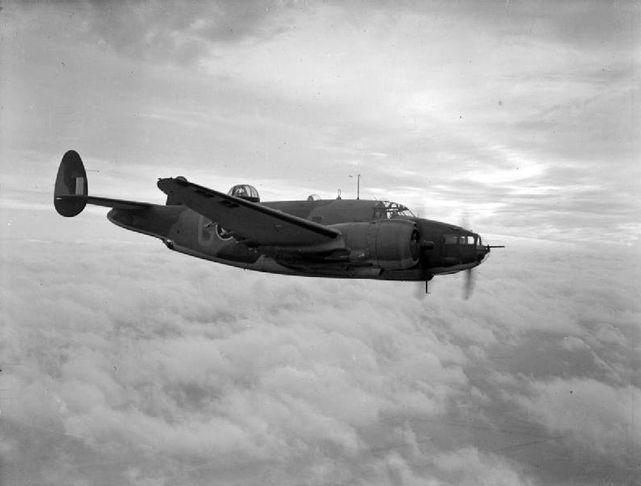 Lockheed ventura raaf 1