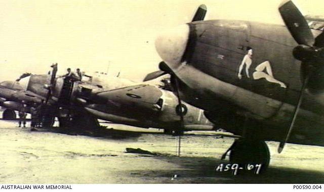 Lockheed ventura raaf 13 sqn a59 67