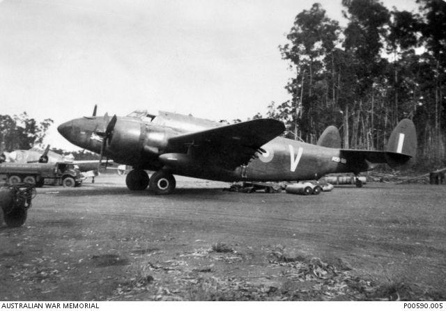 Lockheed ventura raaf 13 sqn a59 89