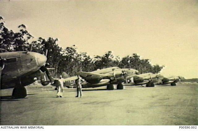 Lockheed ventura raaf 13 sqn