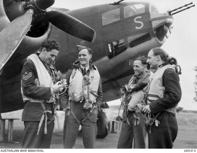 Lockheed ventura raaf 464 sqn 07 1943 s