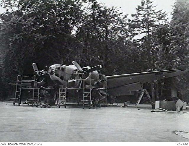 Lockheed ventura raaf 464 sqn 1