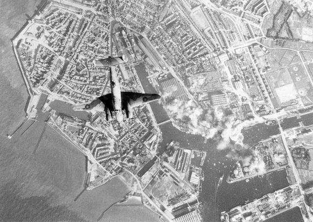Lockheed ventura raaf flushing