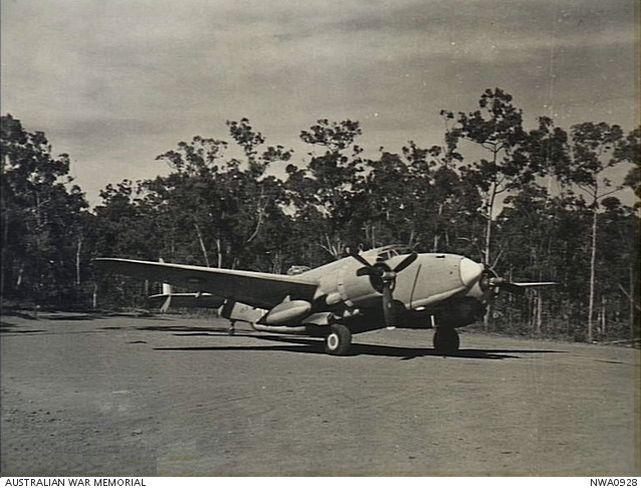 Lockheed ventura raaf no 13 sqn gove