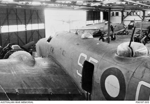 Lockheed ventura raaf no 13 sqn