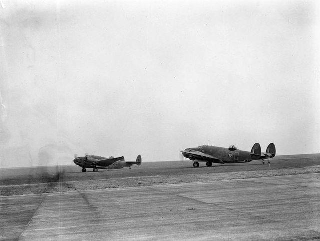 Lockheed ventura raf feltwell 464 sqn