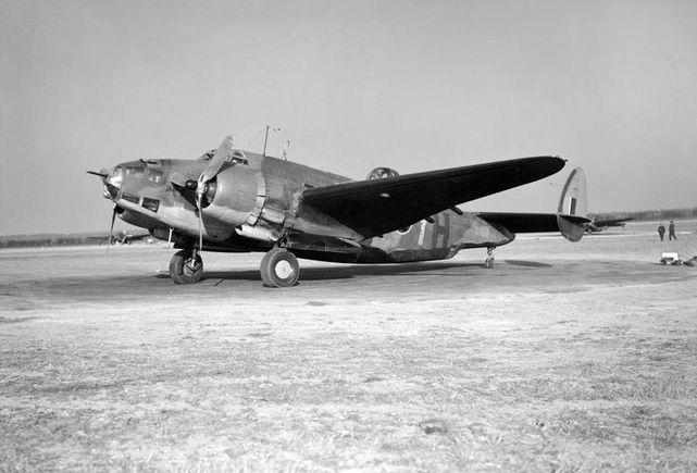 Lockheed ventura raf no 21 sqn