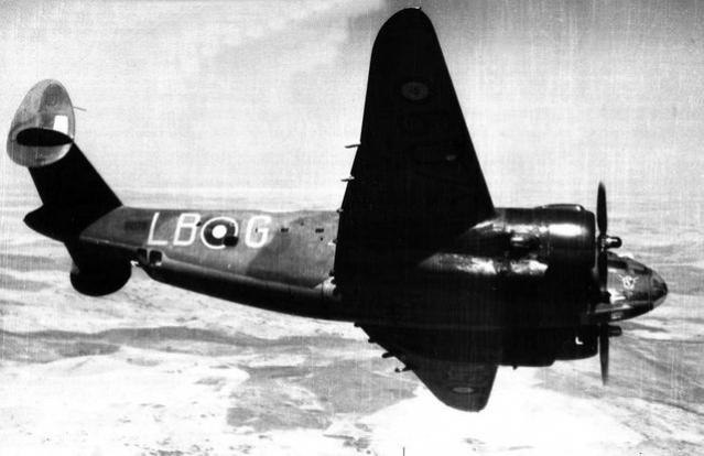 Lockheed ventura raf