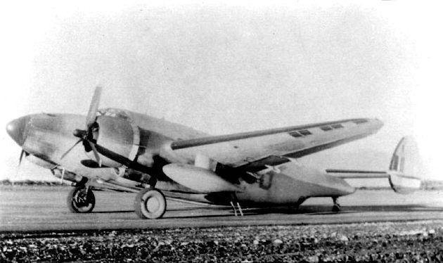 Lockheed ventura rcaf 149 sqn thompson