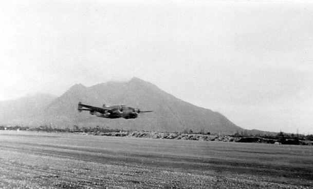 Lockheed ventura rcaf annette island