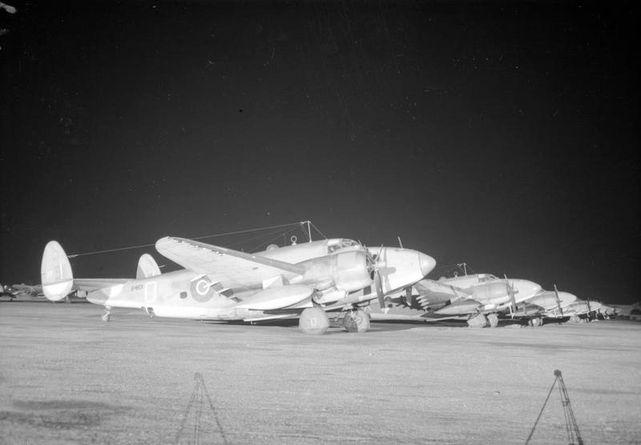 Lockheed ventura saaf 22 sqn