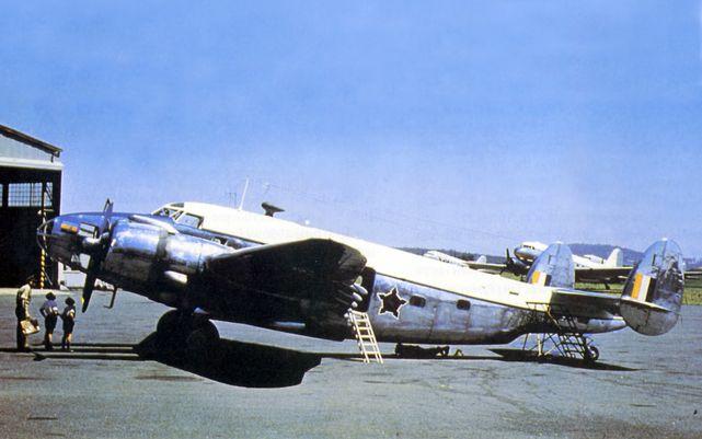 Lockheed ventura saaf 28 sqn du plessis