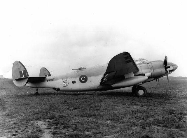 Lockheed ventura saaf iwm
