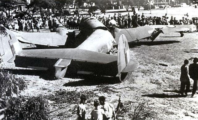 Lockheed ventura saaf pinelands 1958 du plessis