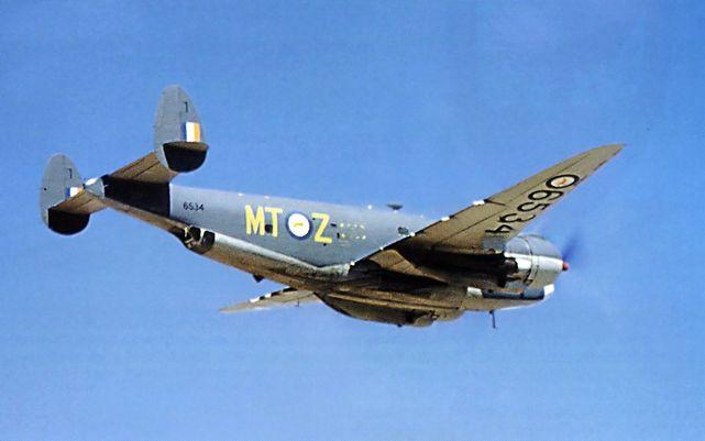 Lockheed ventura saaf sn 6534 du plessis