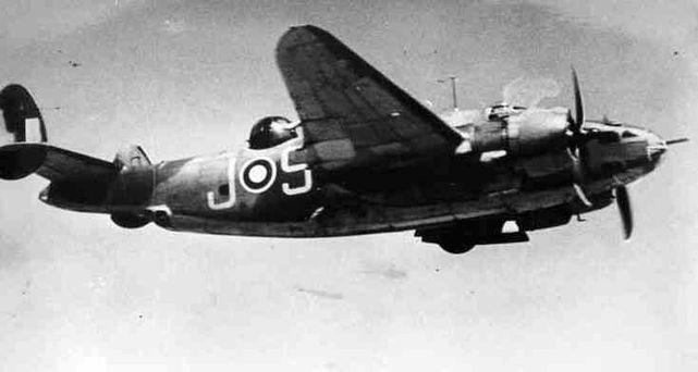 Lockheed ventura sb j