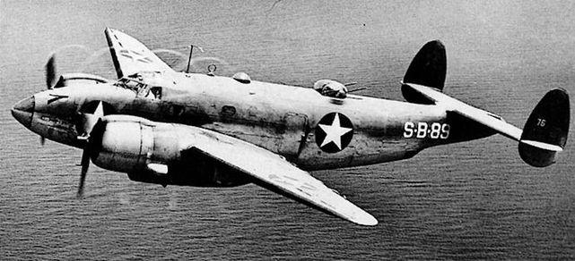 Lockheed ventura sb89