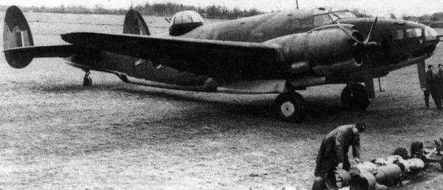 Lockheed ventura sqn 21