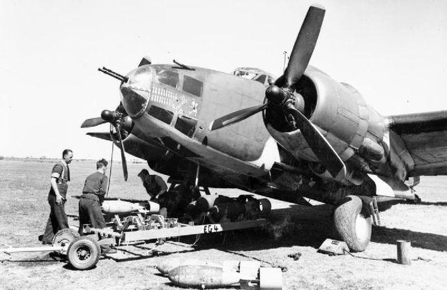 Lockheed ventura sqn 464