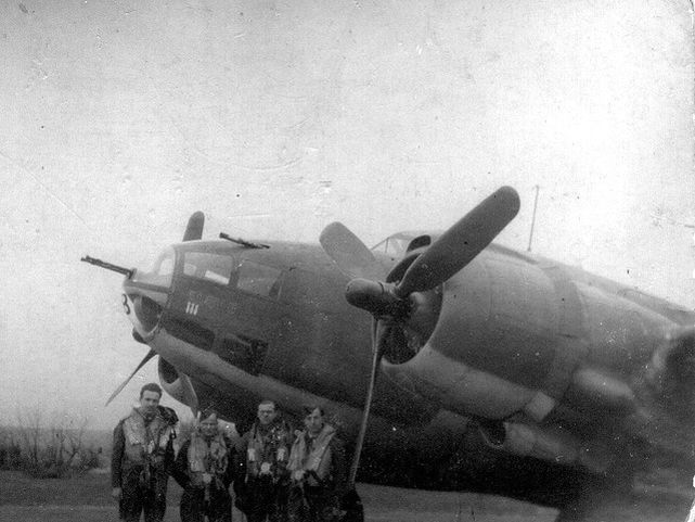 Lockheed ventura sqn 487