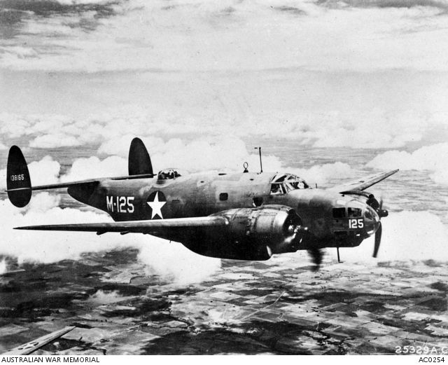 Lockheed ventura us navy 1