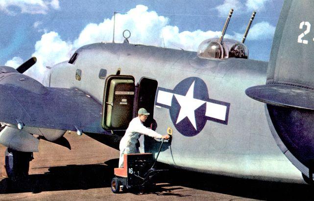 Lockheed ventura us navy