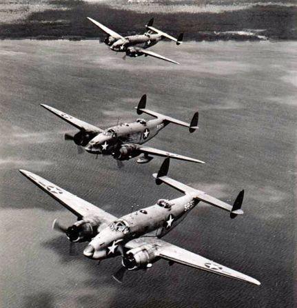 Lockheed ventura usaf