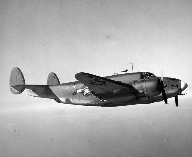 Lockheed ventura vb 136