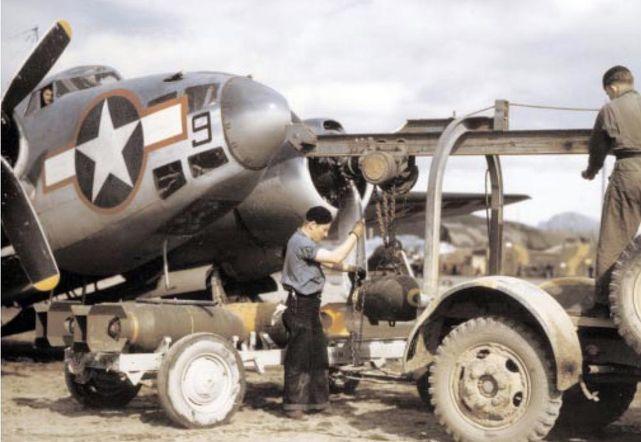 Lockheed ventura vpb 136