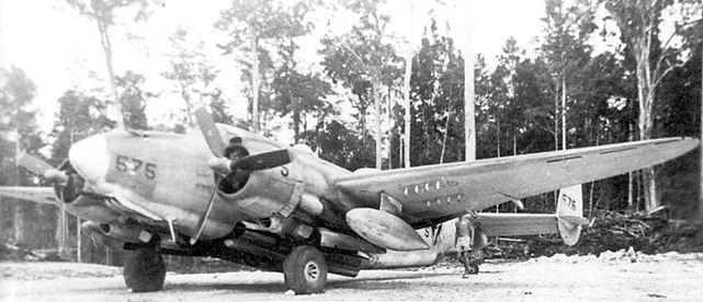 Lockheed ventura vpb 137