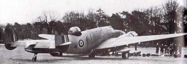 Lockheed venturas 21 sqn bis