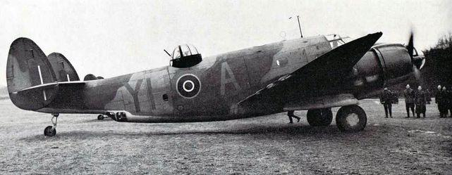 Lockheed venturas 21 sqn yh a