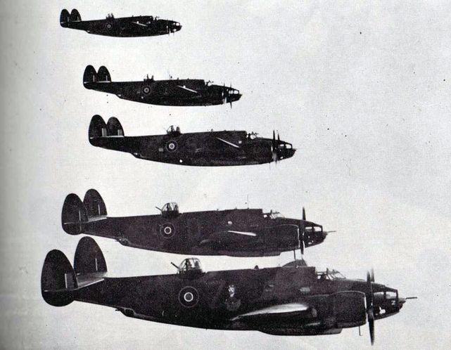 Lockheed venturas 21 sqn