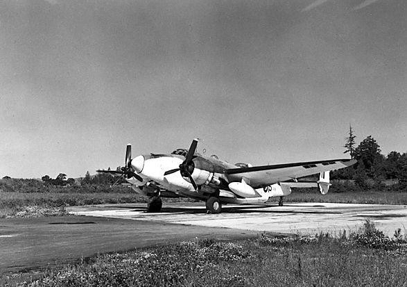 Lockheed venturas 2188 rcaf