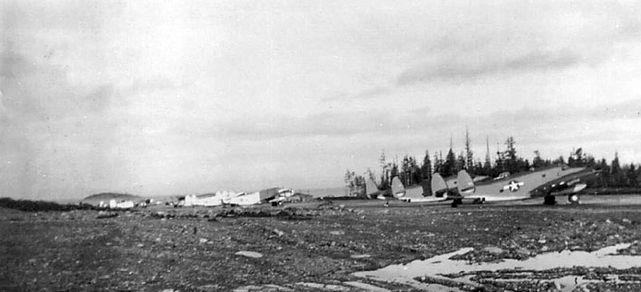 Lockheed venturas 8 br sqn
