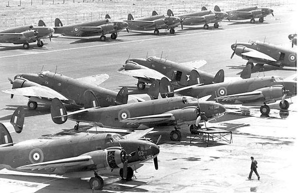 Lockheed venturas dorval airport