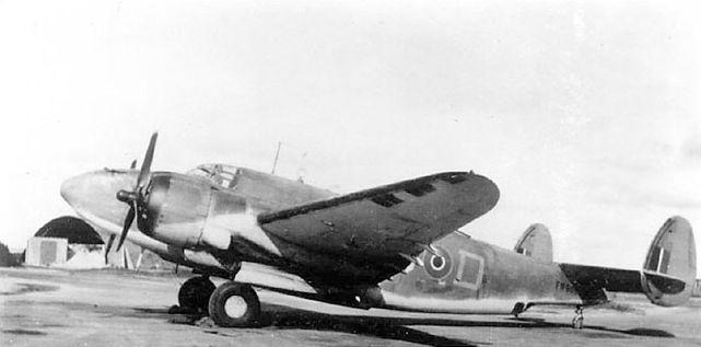 Lockheed venturas rcaf 519 sqn