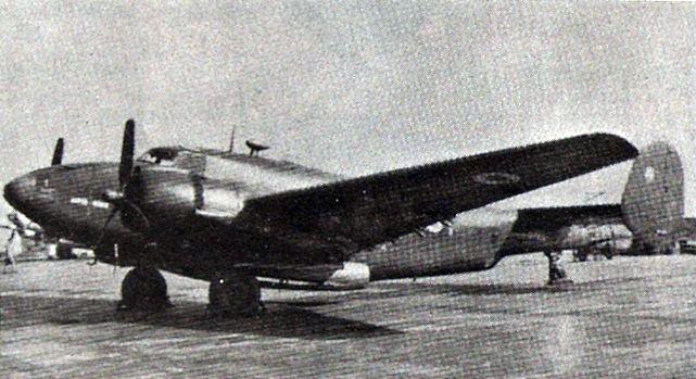 Pv 2 escadrille 87 italie