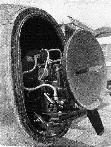 Radar an aps 3