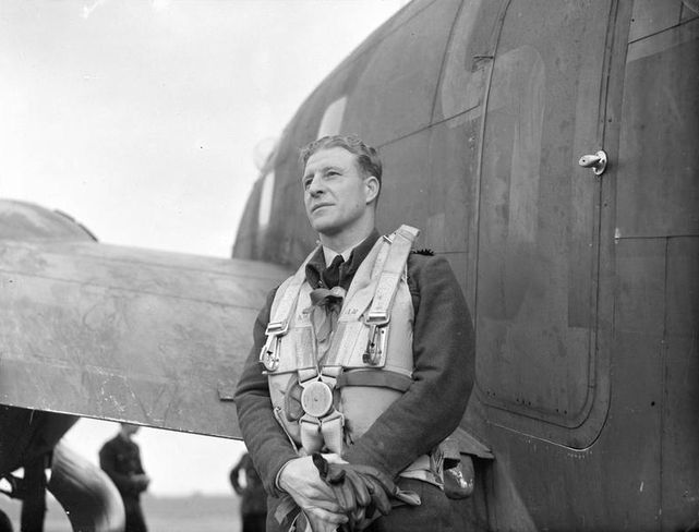 Wing commander r h young